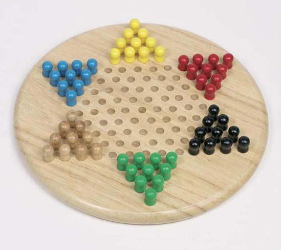 Kinasjakk fra Goki. Kina sjakk i spill tre.