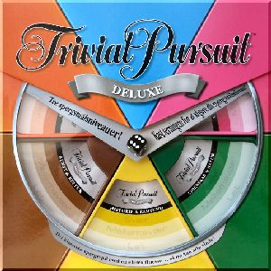 Trivial Pursuit Deluxe