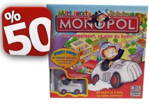 Monopol Mitt første