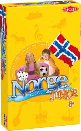 Norge Quiz junior reise