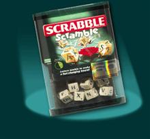 Scrabble scramble