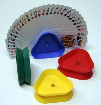 Spillekort holdere