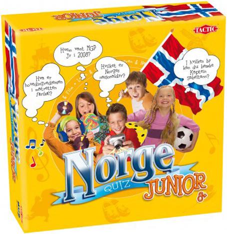 Norge Quiz Junior