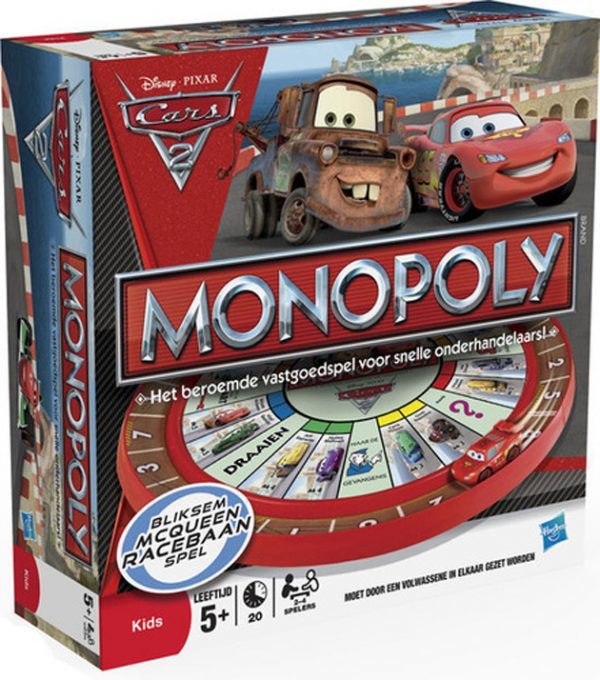 Monopoly Cars
