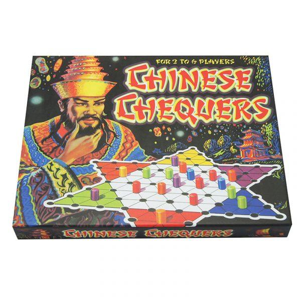Kinasjakk. Brettspill i nostalgisk stil. China sjakk, Kina.