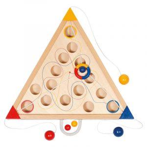 Tricours, Labyrint trekant i tre fra Goki