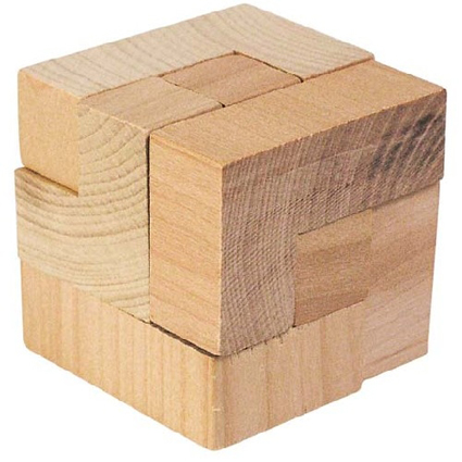 Magisk kube, hjernetrim puslespill fra Goki
