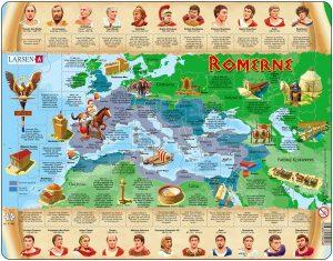 Puslespill Romerne