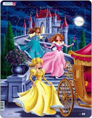 Puslespill Prinsesser