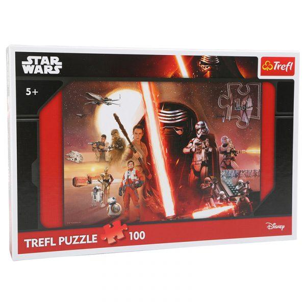 Puslespill Star Wars 100 biter
