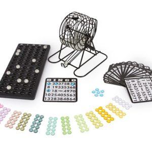 Bingo X, bingo med blandetrommel