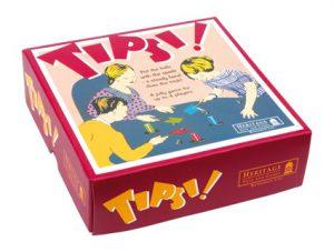 Nostalgisk spill Tipsi!