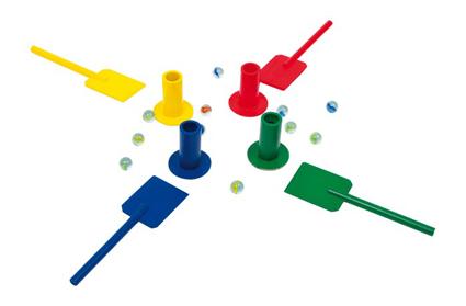 Nostalgisk spill Tipsi. Morsomt bordspill.