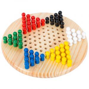 Kinasjakk spill i tre. China sjakk solid.