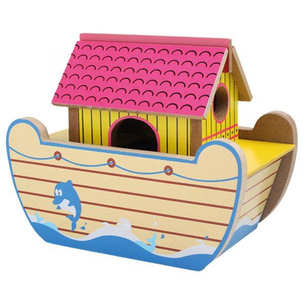 Byggesett Noah´s Ark.