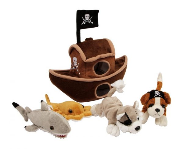 Pirat skip, St. Lucas