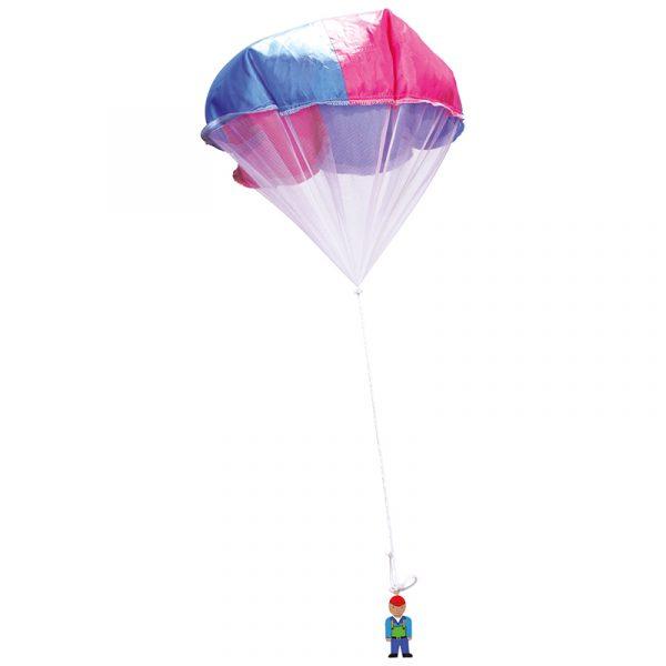 Fallskjermhopper. Skydiver.