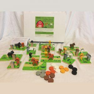3-D Ponny farm 2 i 1