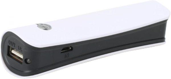 USB Powerbank. Power bank som ekstra batteri til mobiltelefon, tablet o.l.