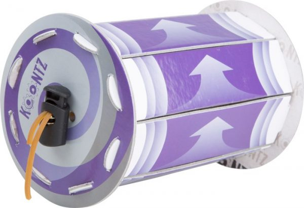 Byggesett Bumerang hjul. Spennende konstruksjons sett som viser hvordan det virker og gjøres.