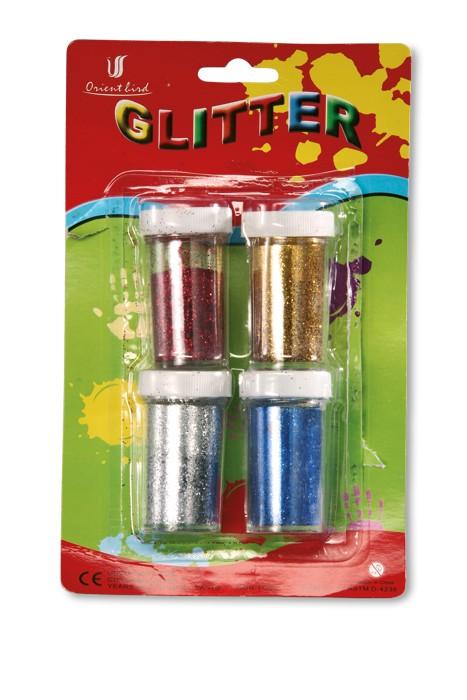 Dekorasjon Glitter