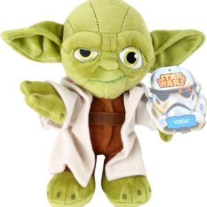 Star Wars Yoda kosedukke. Fra Disney