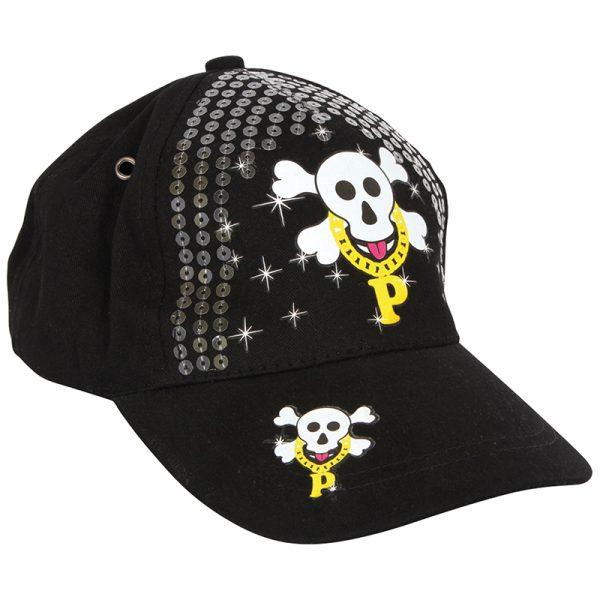Cap. Caps for barn Pirat. Barnecaps. Baseballcap.