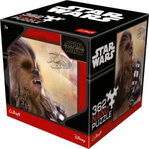 Puslespill Star Wars Nano Chewbacca, 362 biter