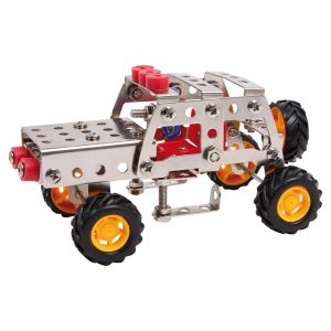 Metallbyggesett Gelenderwagen bil