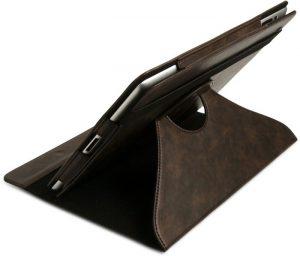 iPad deksel i kunstlær, brun