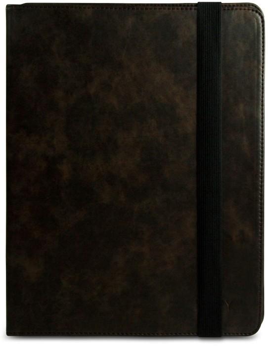 iPad cover360 imitert lær, brun