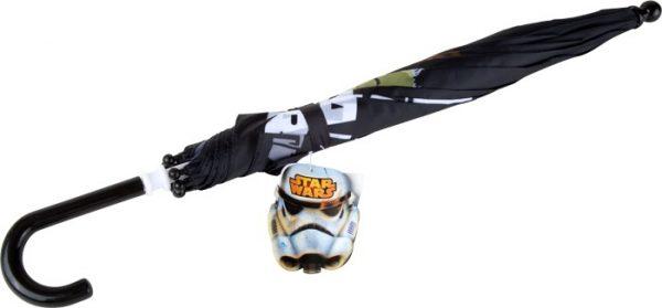 Star Wars paraply for barn. Fra Disney