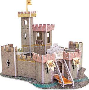3D Puslespill Middelalderborg