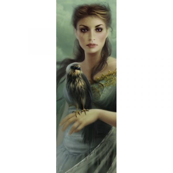 Puslespill Falcon 1000 biter / brikker. Et motiv av den Franske kunstneren Mélanie Delon. Pusslespill fra Heye Puzzle. Elixir.