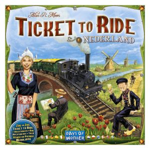 Ticket to Ride Nederland, tilleggspakke