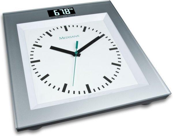 Medisana Personvekt med klokke