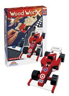 Wood Worx Racerbil