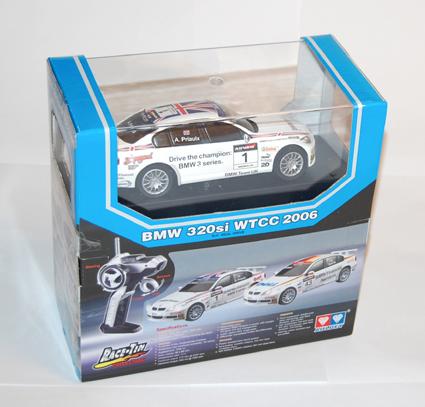 Auldey BMW 320si WTCC 2006