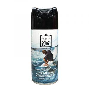 Deodorant og bodyspray til herre, Head Dip