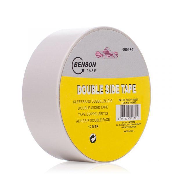 Dobbeltsidig tape