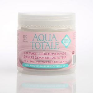 Aqua Totale Make - Up remover pads Sminkefjerner.