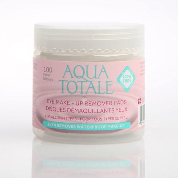 Aqua Totale Make - Up remover pads Sminkefjerner.