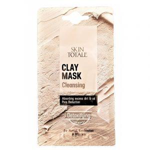 Ansiktsmaske Clay Mask, Cleansing 15g.