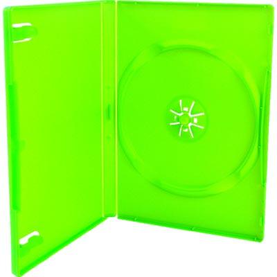 DVD cover, grønn