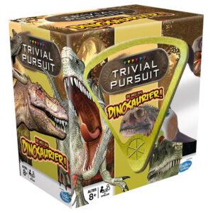 Trivial pursuit Dinosaurer (ENG)