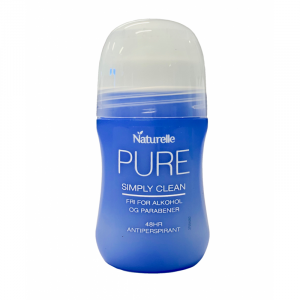 Naturelle deodorant Pure Simply. Simply clean roll on, roll-on. 50ml.