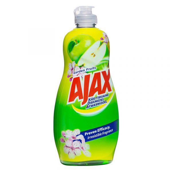 Ajax Oppvaskmiddel, hagefrukter. Oppvask middel. Såpe.