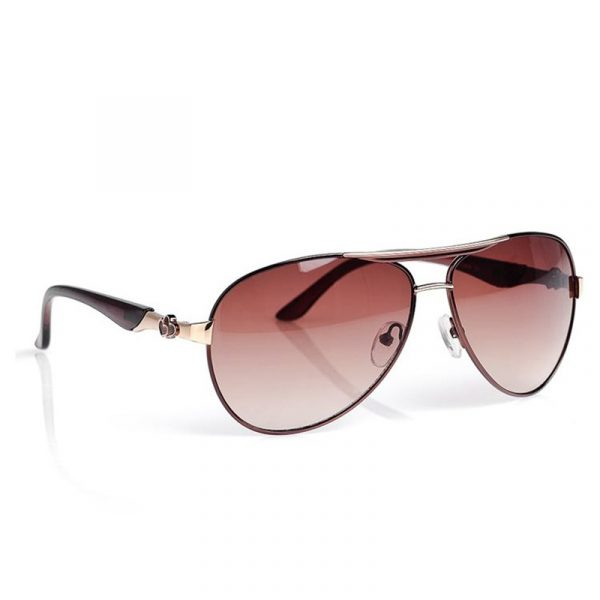 Trendy pilotbriller til dame.