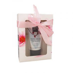 Håndkrem fra Natural Basic. Lavendel. 50 ml