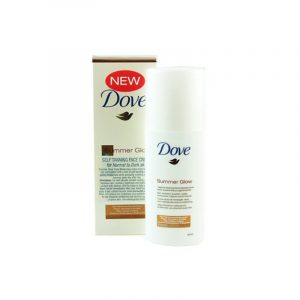 Dove Summer Glow face cream 50 ml. Ansiktskrem, moisturizer.